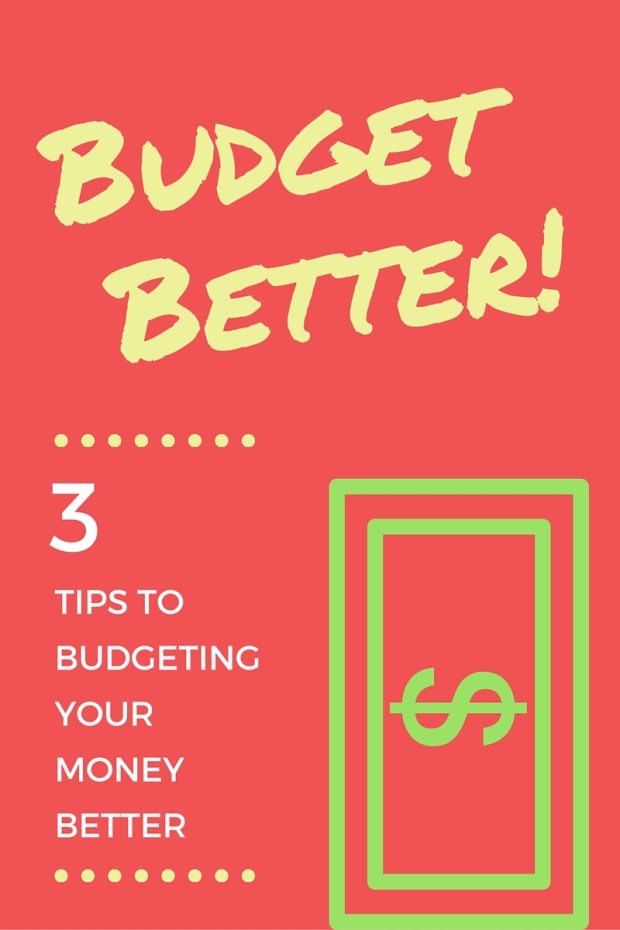 Budget Better!blog graphic